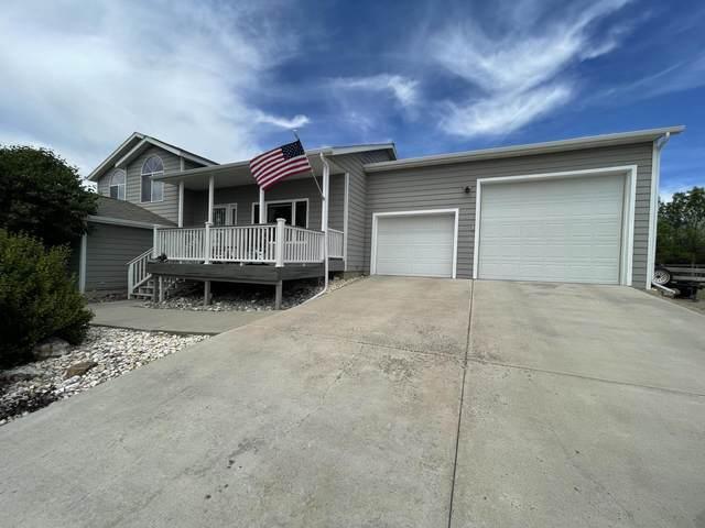 1240 Angus Road, Helena, MT 59602 (MLS #22109548) :: Peak Property Advisors