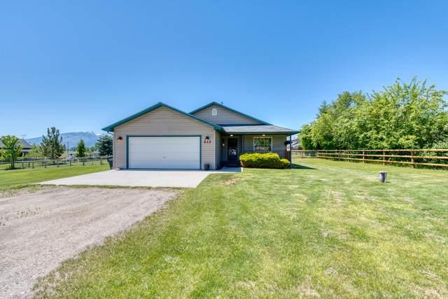 523 Harvey Lane, Corvallis, MT 59828 (MLS #22109553) :: Peak Property Advisors