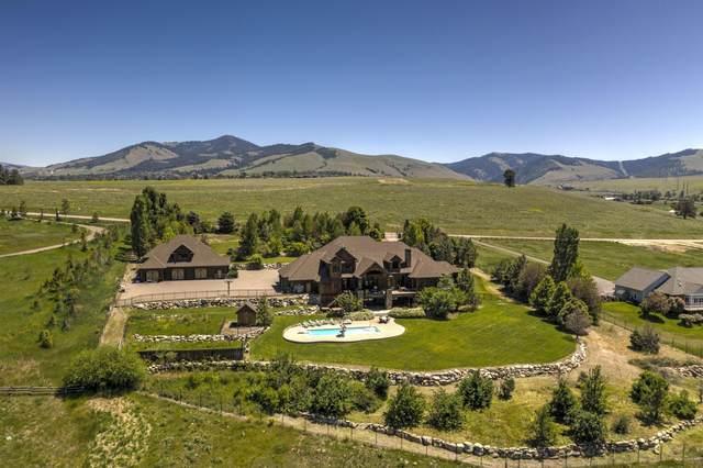 6573 Lower Miller Creek Road, Missoula, MT 59803 (MLS #22109557) :: Montana Life Real Estate