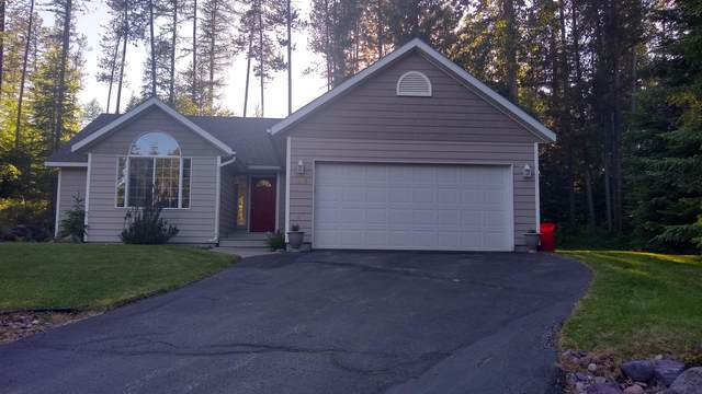 1018 Mountain Park Drive, Whitefish, MT 59937 (MLS #22109568) :: Dahlquist Realtors