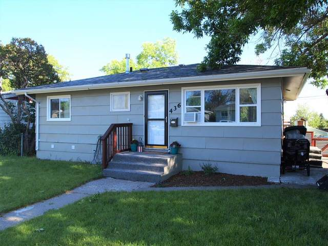 436 26th Avenue NE, Great Falls, MT 59404 (MLS #22109575) :: Peak Property Advisors