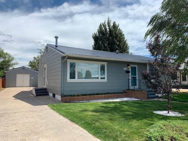 319 7th Avenue SE, Cut Bank, MT 59427 (MLS #22109578) :: Peak Property Advisors