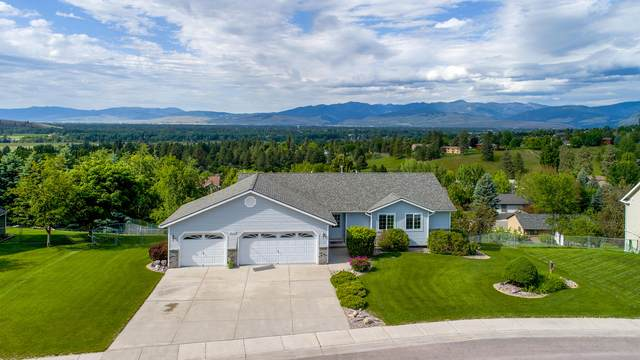 4610 Scott Allen Drive, Missoula, MT 59803 (MLS #22109585) :: Peak Property Advisors