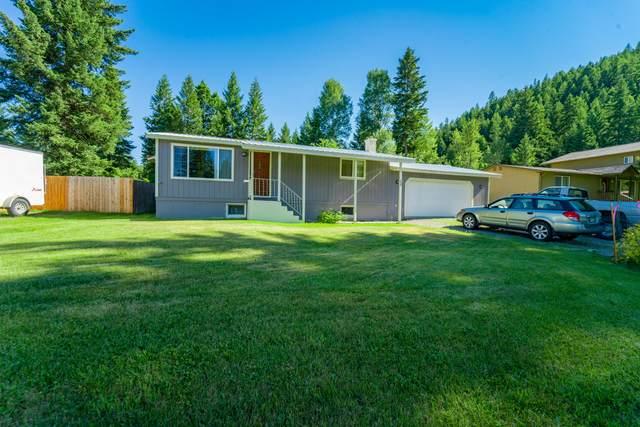 599 Dome Mountain Avenue, Libby, MT 59923 (MLS #22109617) :: Dahlquist Realtors