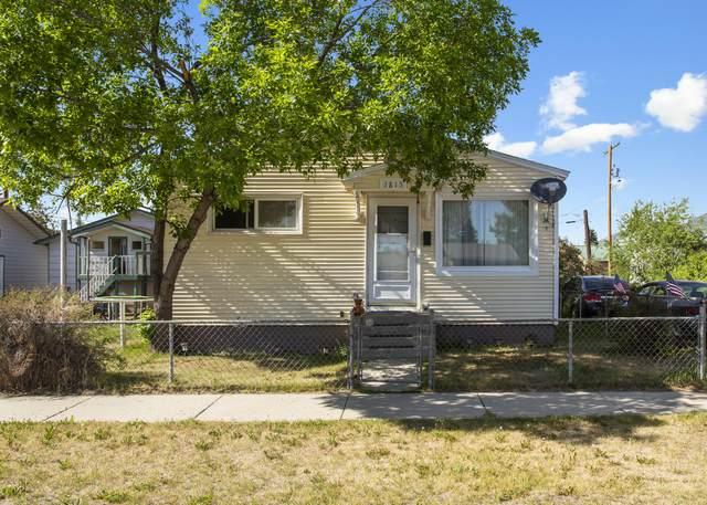 1815 B Street, Butte, MT 59701 (MLS #22109620) :: Dahlquist Realtors