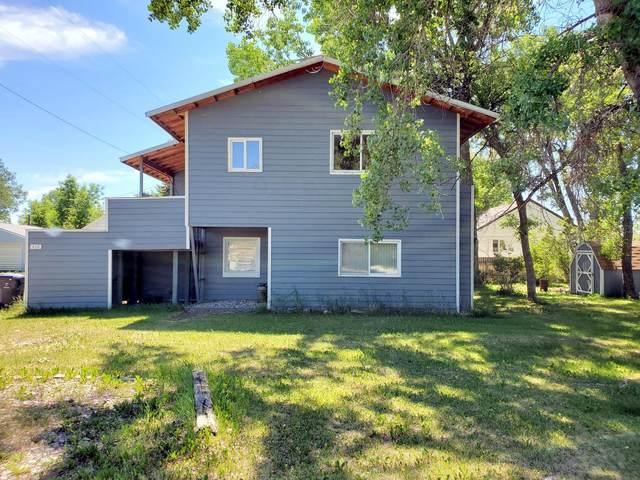412 2nd Street SW, Choteau, MT 59422 (MLS #22109656) :: Dahlquist Realtors