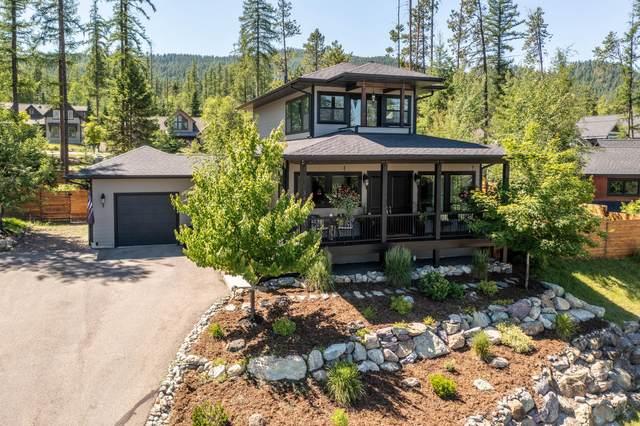 340 Stumptown Loop, Whitefish, MT 59937 (MLS #22110149) :: Peak Property Advisors