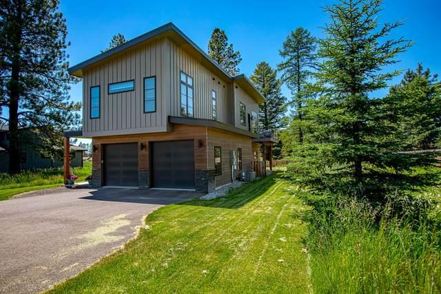 156 Wild Rose Lane, Whitefish, MT 59937 (MLS #22110156) :: Peak Property Advisors