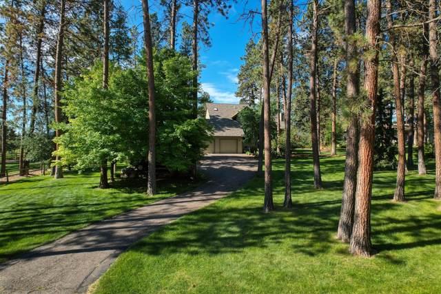 132 W Bluegrass Drive, Kalispell, MT 59901 (MLS #22110219) :: Peak Property Advisors