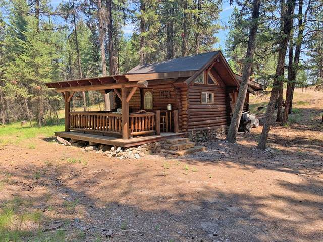 15 Fern Gully Lane, Plains, MT 59859 (MLS #22110241) :: Whitefish Escapes Realty