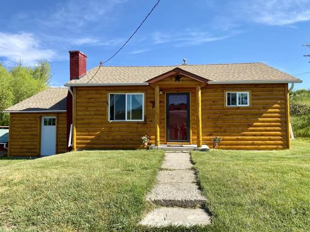 119 E Hickey Street, Philipsburg, MT 59858 (MLS #22110303) :: Peak Property Advisors