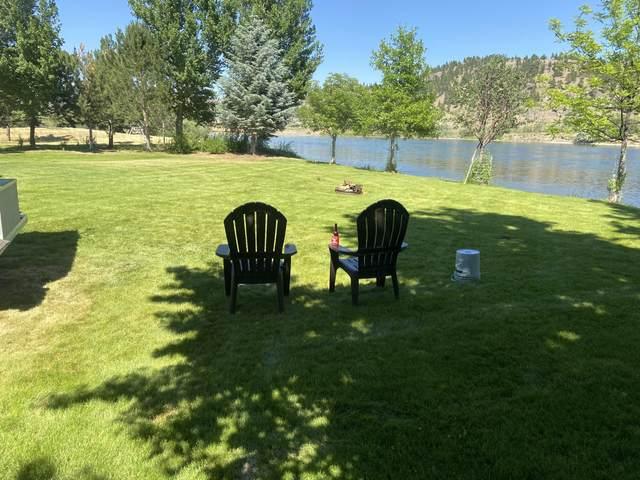 135 Barnes Lane, Wolf Creek, MT 59648 (MLS #22110344) :: Andy O Realty Group