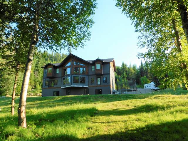 297 Go Away Lane, Kalispell, MT 59901 (MLS #22110382) :: Whitefish Escapes Realty