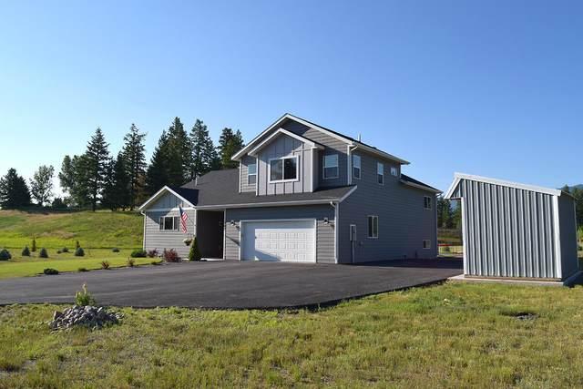 207 Fieldstone Drive, Kalispell, MT 59901 (MLS #22110436) :: Peak Property Advisors