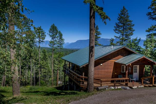 231 Goat Trail, Whitefish, MT 59937 (MLS #22110444) :: Peak Property Advisors