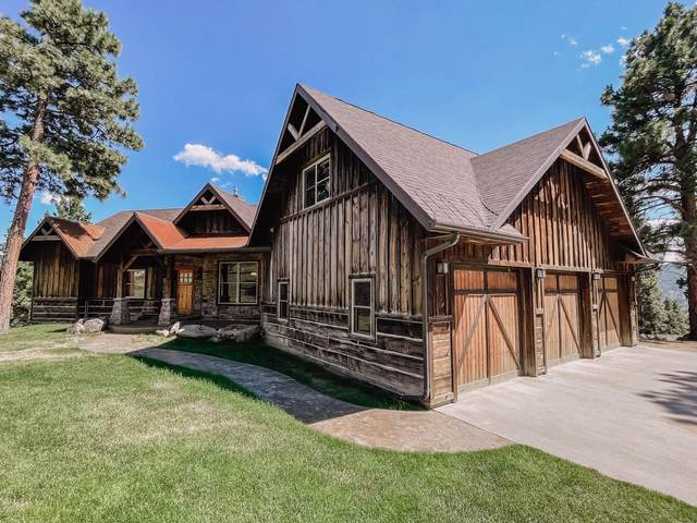 17 Ram Rock Road, Clancy, MT 59634 (MLS #22110483) :: Andy O Realty Group