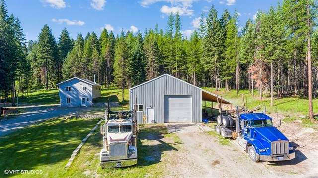 1269 Mountain Meadow Road, Kalispell, MT 59901 (MLS #22110495) :: Whitefish Escapes Realty
