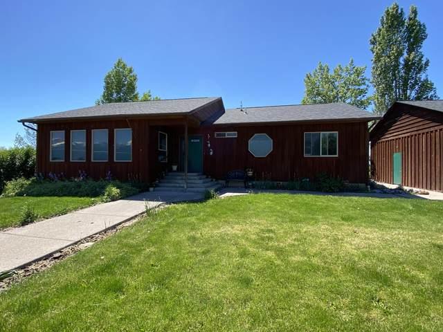 48415 Rocky Butte Road, Ronan, MT 59864 (MLS #22110564) :: Dahlquist Realtors