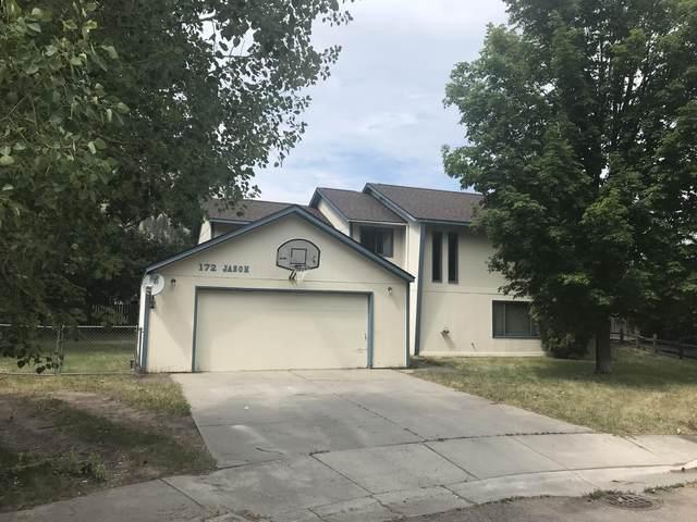 172 Jason Court, Missoula, MT 59802 (MLS #22110566) :: Peak Property Advisors