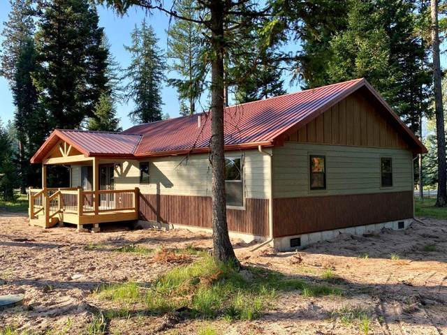 594 Daisy Lane, Seeley Lake, MT 59868 (MLS #22110573) :: Peak Property Advisors