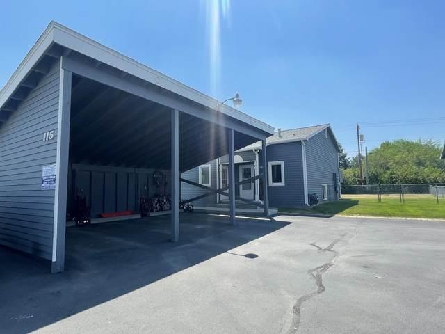 115 Tyler Way Unit B, Lolo, MT 59847 (MLS #22110612) :: Peak Property Advisors