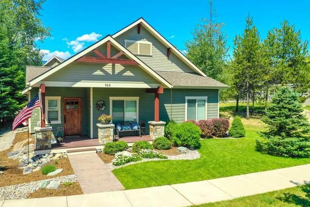 166 Stumptown Loop, Whitefish, MT 59937 (MLS #22110666) :: Peak Property Advisors