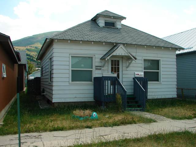 1117 E 4th Street, Anaconda, MT 59711 (MLS #22110717) :: Peak Property Advisors