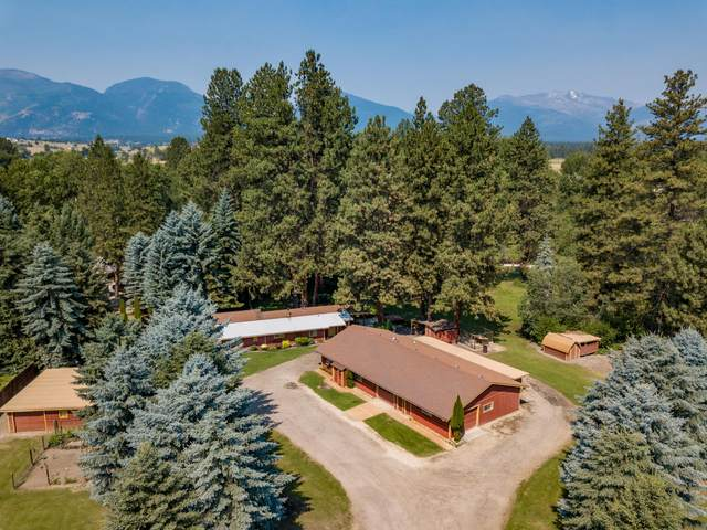 163 Ardis Loop, Victor, MT 59875 (MLS #22110787) :: Whitefish Escapes Realty