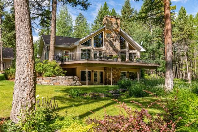 233 Shelter Valley Drive, Kalispell, MT 59901 (MLS #22110821) :: Peak Property Advisors