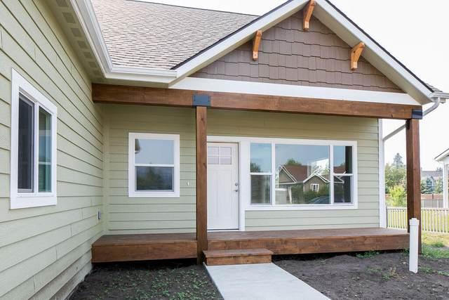 160 N Crestview Terrace, Bigfork, MT 59911 (MLS #22110851) :: Whitefish Escapes Realty
