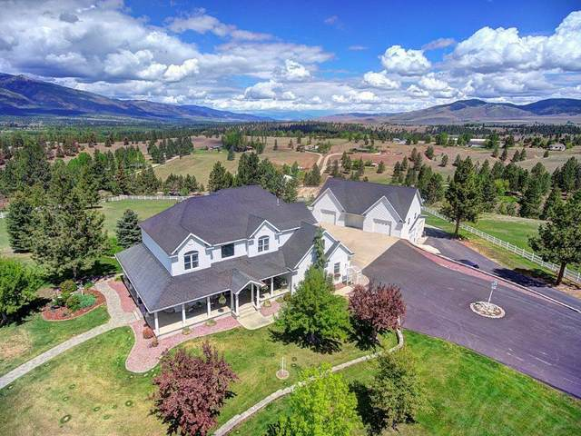 346 El Capitan Loop, Stevensville, MT 59870 (MLS #22110898) :: Peak Property Advisors