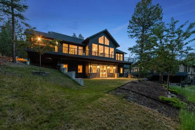 13 Marina Crest Lane, Whitefish, MT 59937 (MLS #22110913) :: Peak Property Advisors