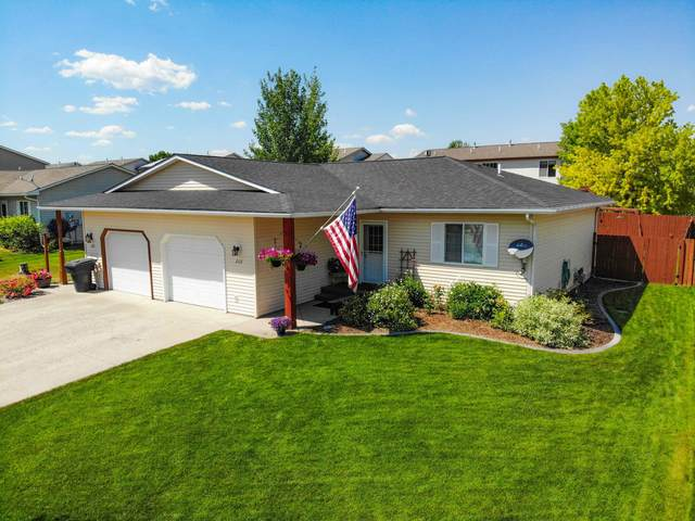 2113 Teal Drive, Kalispell, MT 59901 (MLS #22110932) :: Whitefish Escapes Realty