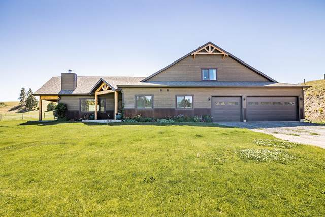 5811 Johnson Road, East Helena, MT 59635 (MLS #22110955) :: Andy O Realty Group