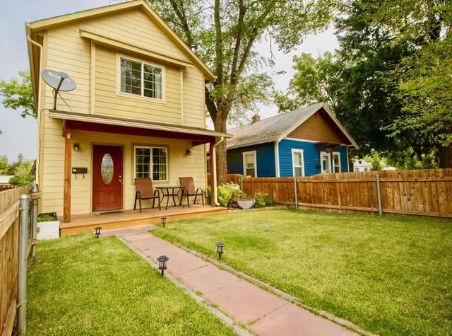 1510 S 8th Street W, Missoula, MT 59801 (MLS #22110997) :: Peak Property Advisors