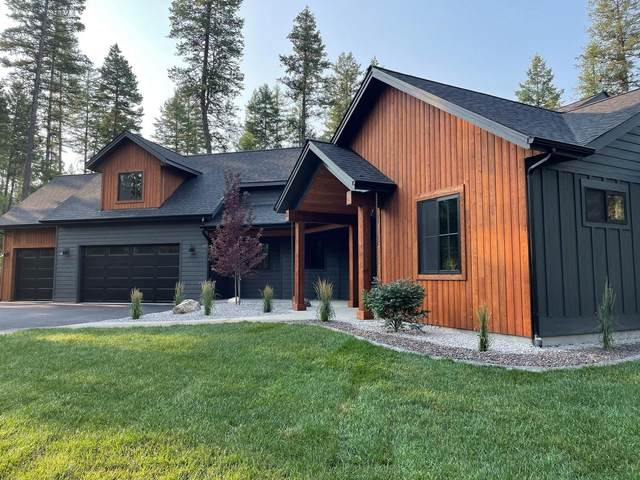 50 Hills Lookout Court, Whitefish, MT 59937 (MLS #22111016) :: Whitefish Escapes Realty