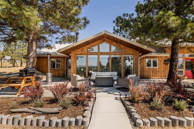 6784 Silver Sage Lane, Helena, MT 59602 (MLS #22111039) :: Peak Property Advisors