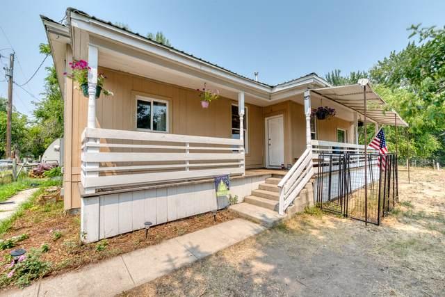 14 Woodside Cutoff Road, Victor, MT 59875 (MLS #22111062) :: Peak Property Advisors