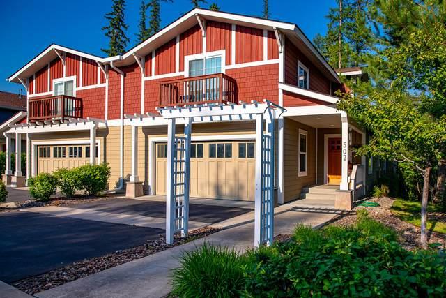 507 Geddes Avenue, Whitefish, MT 59937 (MLS #22111141) :: Peak Property Advisors