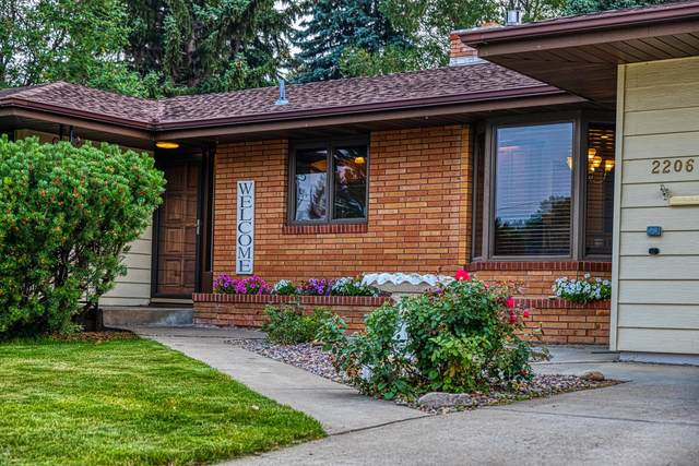 2206 Cherry Drive, Great Falls, MT 59404 (MLS #22111153) :: Peak Property Advisors