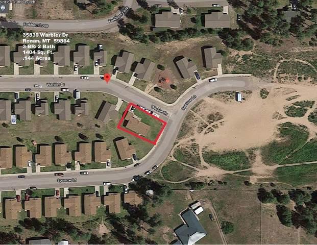 35839 Warbler Drive, Ronan, MT 59864 (MLS #22111163) :: Dahlquist Realtors