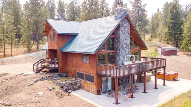 256 Elk Ridge Road, Hamilton, MT 59840 (MLS #22111191) :: Montana Life Real Estate