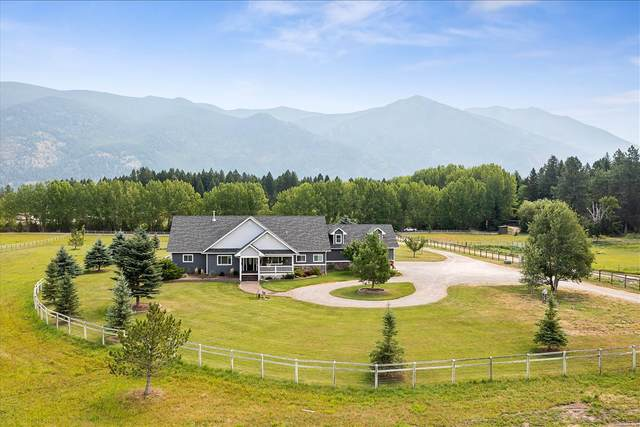 180 Florence Acres Way, Columbia Falls, MT 59912 (MLS #22111219) :: Andy O Realty Group