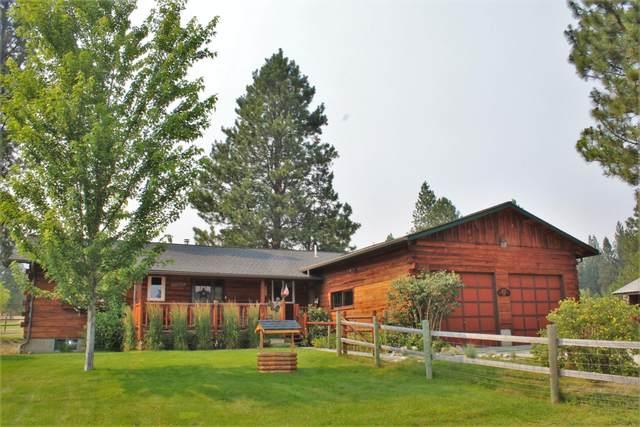 220 Nighthawk Lane, Hamilton, MT 59840 (MLS #22111433) :: Montana Life Real Estate