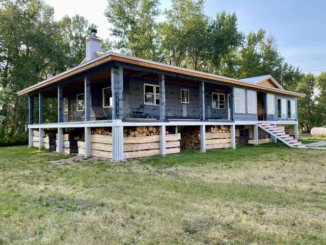 12 Porters Corner Lane, Philipsburg, MT 59858 (MLS #22111435) :: Peak Property Advisors