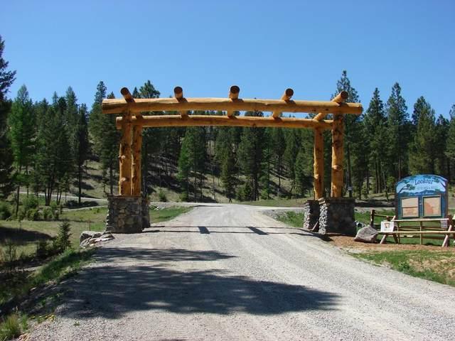 Lot 37 The Lookout, Eureka, MT 59917 (MLS #22111469) :: Montana Life Real Estate