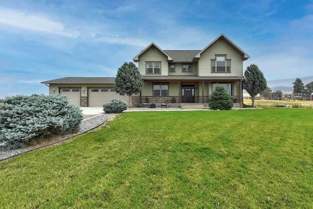 6008 Spokane Ranch Road, East Helena, MT 59635 (MLS #22111484) :: Andy O Realty Group