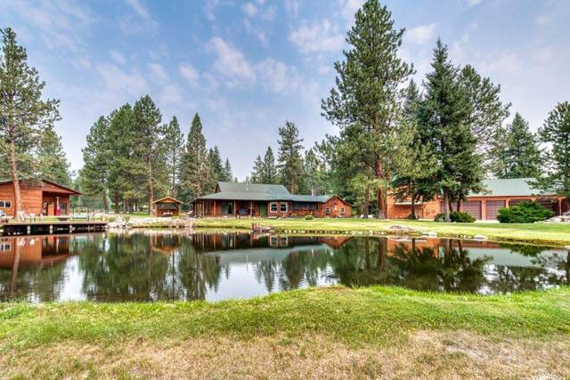 507 Chickadee Lane, Victor, MT 59875 (MLS #22111492) :: Whitefish Escapes Realty