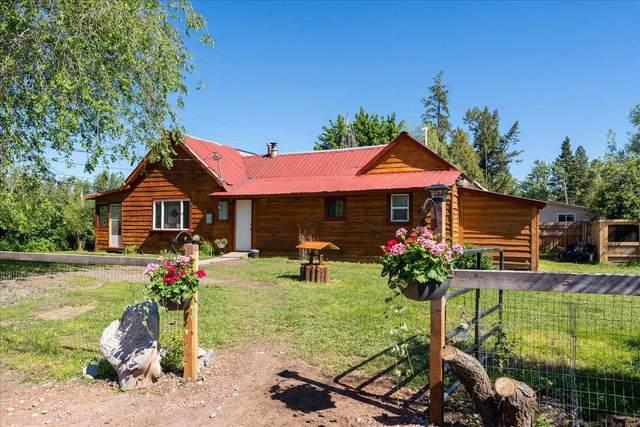 1055/1051 Whitefish Stage, Kalispell, MT 59901 (MLS #22111502) :: Montana Life Real Estate