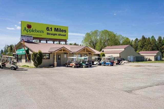 3792 U.S. Hwy 2 E, Kalispell, MT 59901 (MLS #22111503) :: Montana Life Real Estate